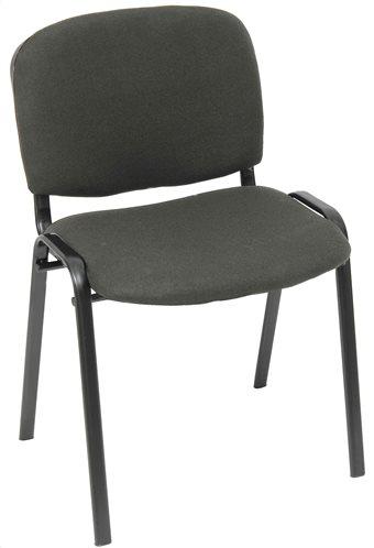 Velco Καρέκλα Επισκεπτών Γκρι 53x40x80cm