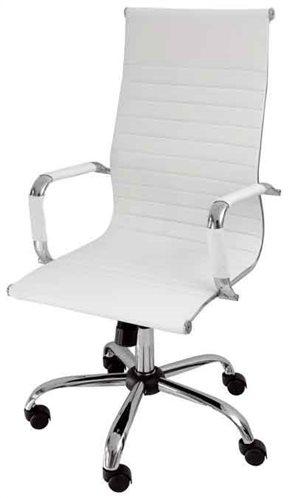 Velco Πολυθρόνα Γραφείου Διευθυντού Λευκή