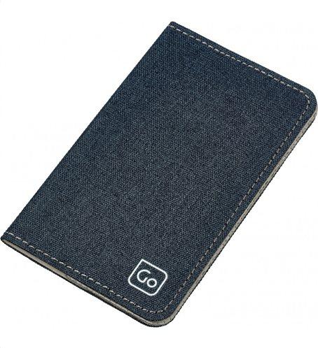 Go Travel Θήκη Πιστωτικών Καρτών με σύστημα αποτροπής τεχνολογίας RFID