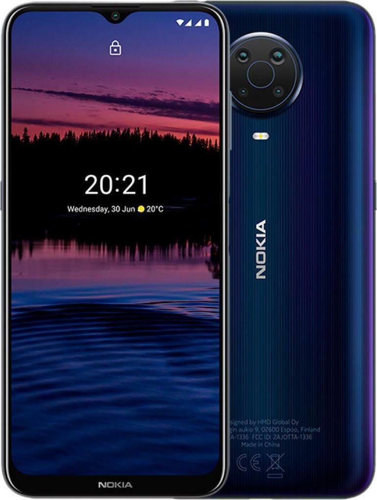 Nokia Smartphone G20 64GB Night Blue