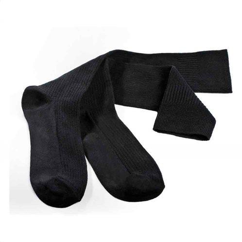 Travel Blue κάλτσες ταξιδίου Black Small