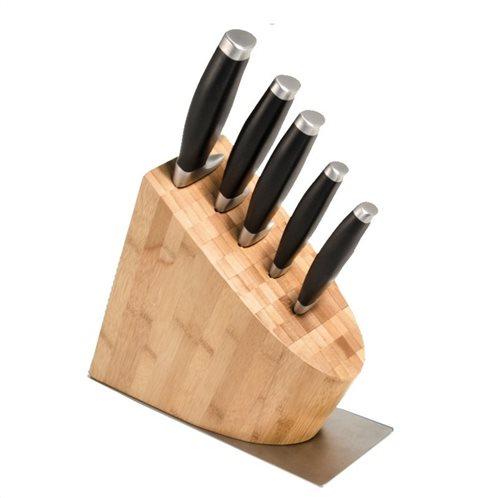 Fissler Βάση με 5 Μαχαίρια Bambus Style