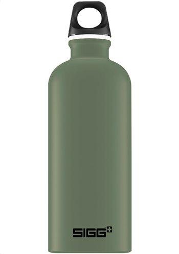 Sigg Παγούρι Αλουμινίου Traveller Leaf Green 0,6lt