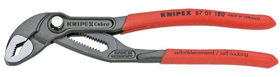 Knipex Γκαζοτανάλια Cobra 8701180 180mm