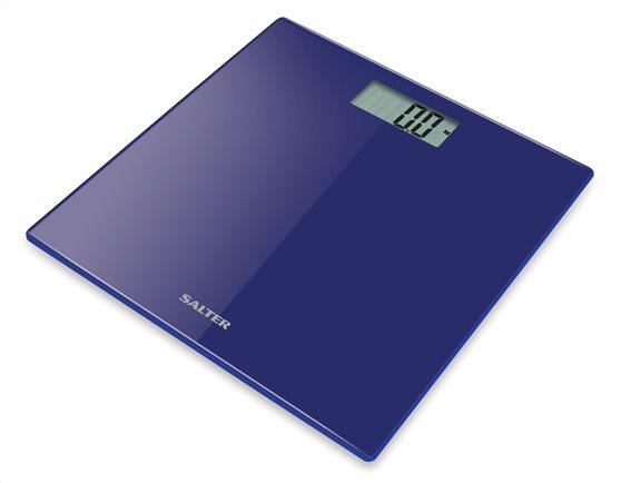 Salter Ηλεκτρονική Ζυγαριά Μπάνιου 9069BL3R 180kg Γυάλινη Μπλε