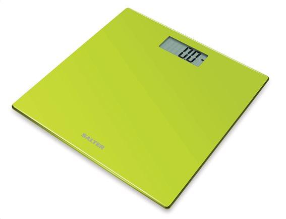 SALTER Ηλεκτρονική Ζυγαριά Μπάνιου 180kg Γυάλινη Πράσινη 9069GN3R