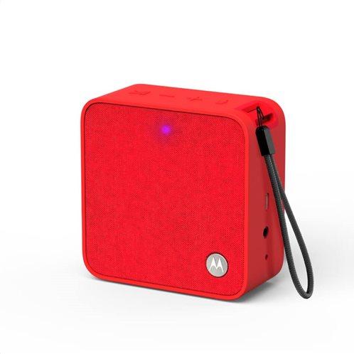 Motorola Ηχείο Bluetooth Sonic Boost 210 Κοκκινό