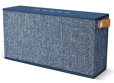 Fresh 'n Rebel  Rockbox Chunk Fabriq Edition Bluetooth Ηχείο Indigo (Μπλέ)