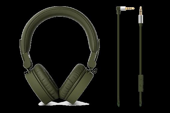 Fresh 'n Rebel Ακουστικά Στέκα Headphone Caps Army (Λαδί)