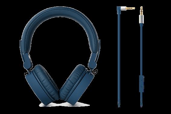 Fresh 'n Rebel Ακουστικά Στέκα Headphone Caps  Indigo (Μπλε)