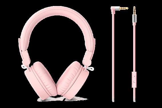 Fresh 'n Rebel Ακουστικά Στέκα Headphone Caps Cupcake (Ροζ)