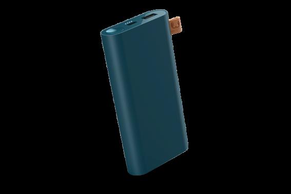 FnR Powerbank 12000 mAh USB-C Petrol Blue
