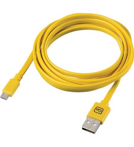 Go Travel Καλώδιο Micro USB 2 Μέτρων