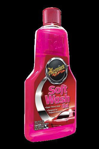 Meguiar's Soft Wash Gel 473 ml A2516