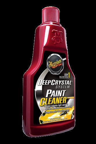 Meguiar's Καθαριστική αλοιφή χρώματος αυτοκινήτου Βήμα 1 Deep Crystal® Paint Cleaner Step 1 473 ml A3016