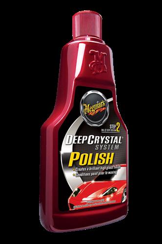 Meguiar's Deep Crystal® Polish Step 2 473 ml A3116EU