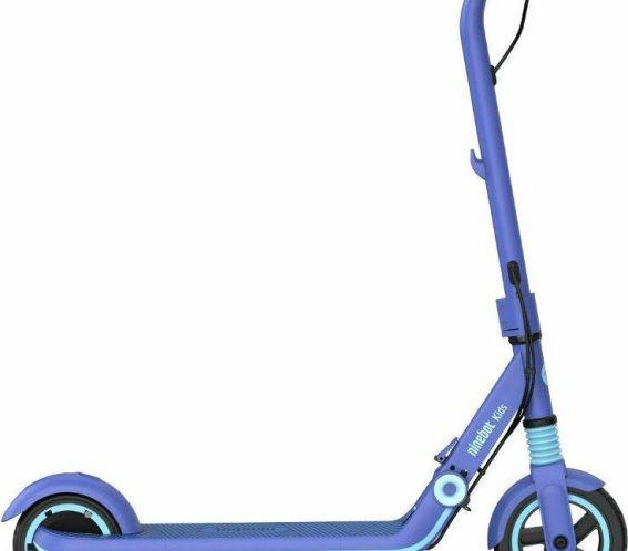 Segway Ηλεκτρικό Πατίνι Για Παιδιά Ninebot Zing E8 Μπλέ