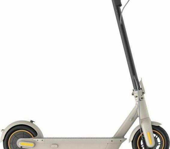 Segway Ninebot Electric KickScooter MAXG30 LE Γκρί