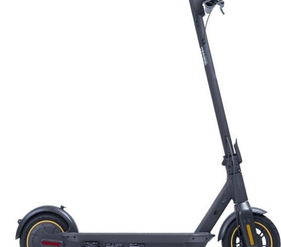 Segway Ηλεκτρικό Πατίνι Ninebot MAX G30 II Μαύρο