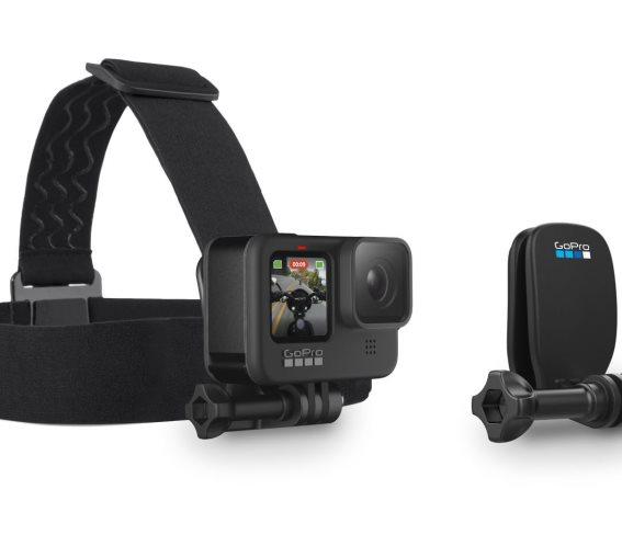 GoPro Head Strap και QuickClip