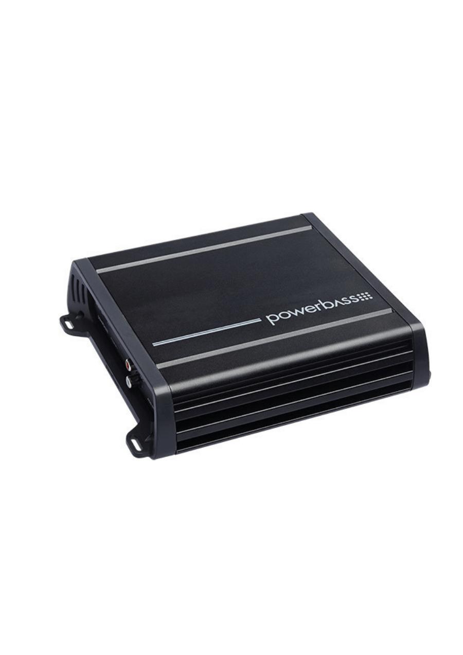 PowerΒass ACS-2120 Ενισχυτής 2 καναλιών 2X120W RMS (Τεμάχιο)