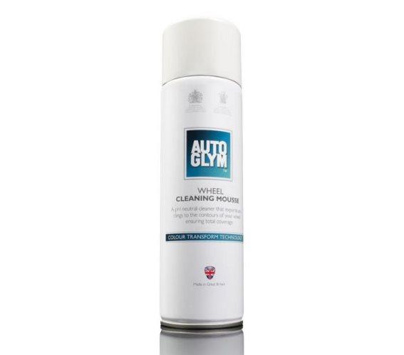 Autoglym Καθαριστικό Ζαντών Ενεργός αφρός (Iron) 500ml (Wheel Cleaning Mousse)