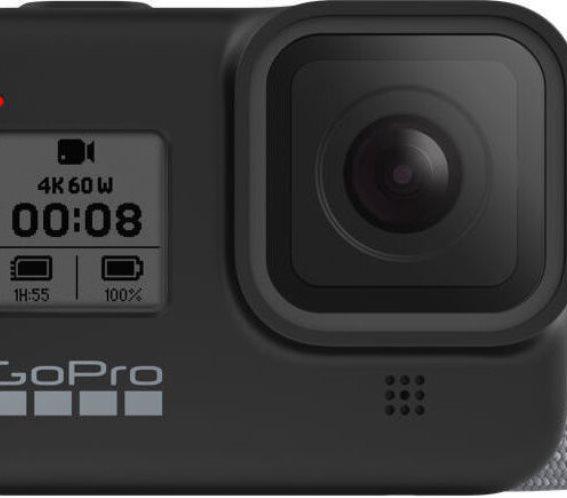 GoPro Sleeve + Lanyard  for Hero8 Black Blackout