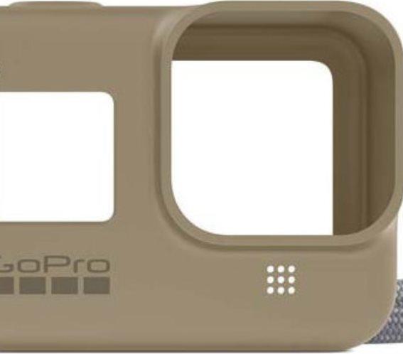 GoPro Sleeve + Lanyard for Hero8 Sand