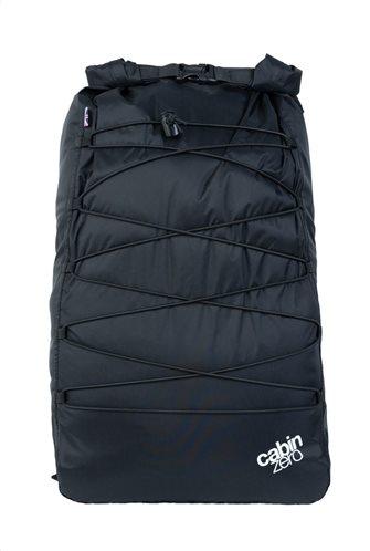 Cabin Zero Τσάντα πλάτης χιαστί 50x32x15cm 30lt σειρά ADV Dry Absolut Black