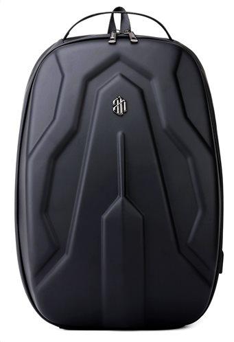 ARCTIC HUNTER τσάντα πλάτης B00320-BK-CK με θήκη laptop eva μαύρο CK