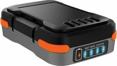 Black&Decker 12V 1.5AH USB ΜΠΑΤΑΡΙΑ