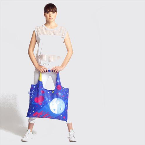 Bg Berlin Τσάντα Ώμου Eco Bag 3-σε-1 Cosmic Love