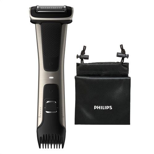 Philips Ξυριστική Μηχανή Σώματος Επαναφορτιζόμενη Bodygroom BG7025/15