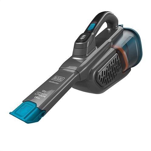 Black+Decker Επαναφορτιζόμενο Σκουπάκι Με Μπαταρία Λιθίου Dustbuster® BHHV320J-QW12V 2.0AH