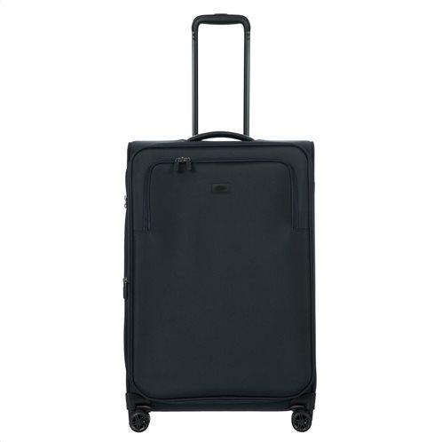 Brics βαλίτσα τροχήλατη αυξομειούμενη 73x29x46 cm σειρά Pisa Μπλε