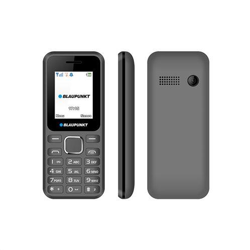 Blaupunkt FS04 Κινητό Τηλέφωνο Απλής Χρήσης - Γκρι