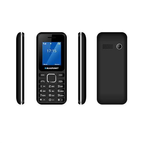 Blaupunkt Κινητό Τηλέφωνο Απλής Χρήσης FS04 Μαύρο