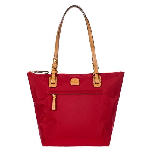 Bric s Τσάντα ώμου Shopping 26x30x16cm 3in1 x-bag Chianti