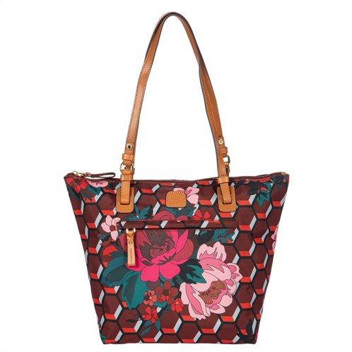 Bric s Τσάντα ώμου Shopping 26x30x16cm 3in1 x-bag Garden