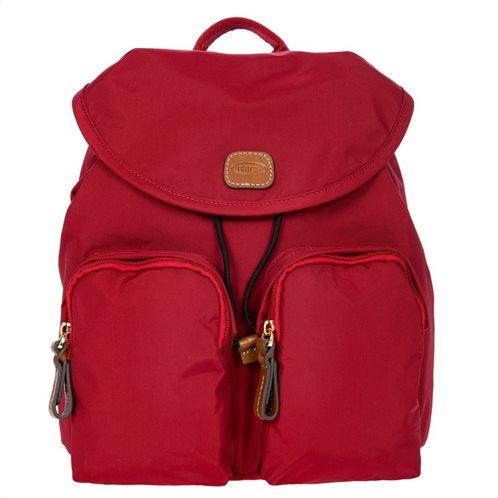 Bric s Τσάντα πλάτης μικρή 27x27x13cm x-bag Chianti