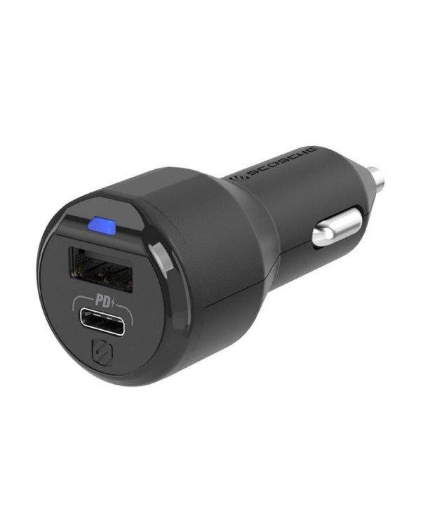 Scosche CPDA2C8-SP USB Φορτιστής Αυτοκινήτου