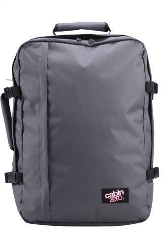 Cabin Zero Τσάντα πλάτης 51x37x20cm 44lt σειρά Travel Classic Original Grey
