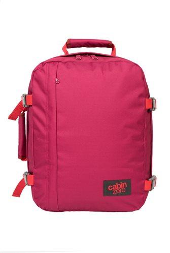 Cabin Zero Τσάντα πλάτης 39x29,5x20cm 28lt σειρά Travel Classic Jaipur Pink