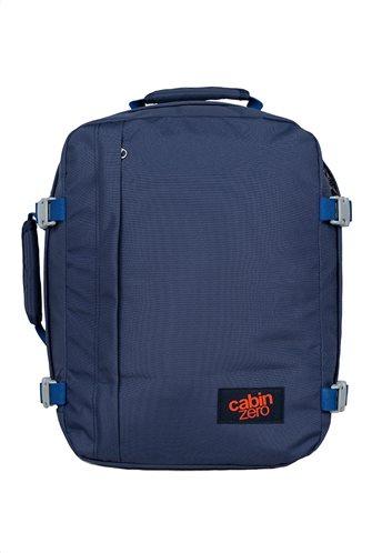 Cabin Zero Τσάντα πλάτης 39x29,5x20cm 28lt σειρά Travel Classic Manhattan Midnight
