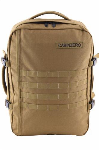 Cabin Zero Τσάντα πλάτης 52x36x19cm 44lt σειρά Urban Military Desert Sand