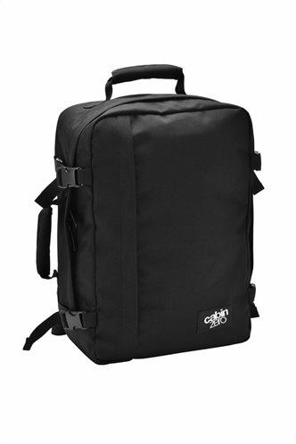 Cabin Zero Τσάντα πλάτης 44x30x19cm 36lt σειρά Travel Classic Absolut Black