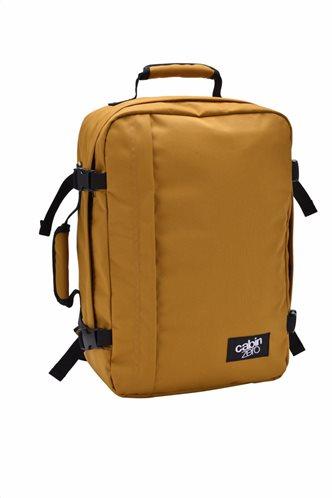 Cabin Zero Τσάντα πλάτης 44x30x19cm 36lt σειρά Travel Classic Orange Chill