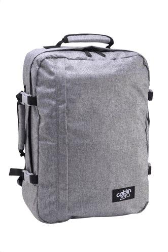 Cabin Zero Τσάντα πλάτης 44x30x19cm 36lt σειρά Travel Classic Ice Grey
