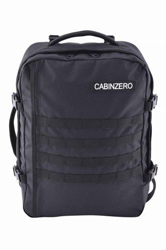 Cabin Zero Τσάντα πλάτης 46x31x15cm 36lt σειρά Urban Military Absolute Black