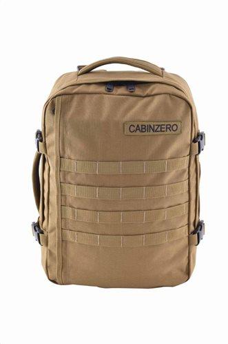 Cabin Zero Τσάντα πλάτης 42x28x13cm 28lt σειρά Urban Military Desert Sand